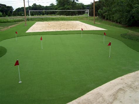 Local Carpet Installers Golf Putting Greens Synthetic Grass New York