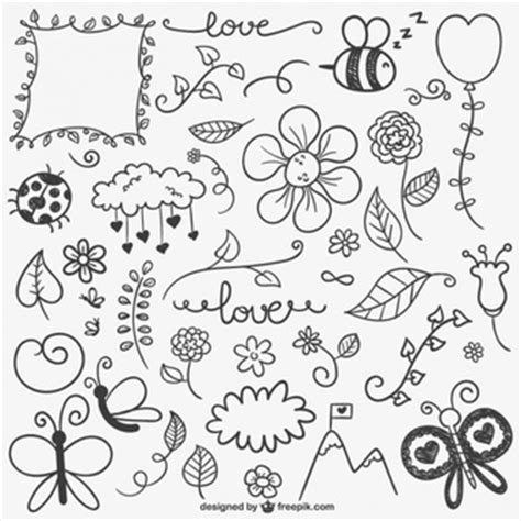 free doodle doodle vectors photos and psd files free