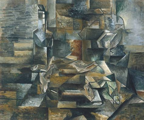 cubist george sir lawes faculty order and or disorder cubism
