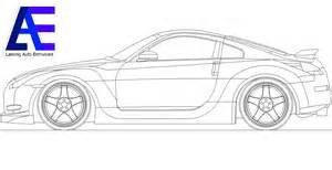 2014 nissan skyline gtr coloring pages sketch template