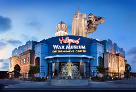 hollywood celebrity wax museum hollywood wax museum myrtle beach wikipedia