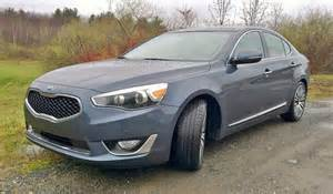 Kia Cadenza Luxury Package 2014 Kia Cadenza Luxury Car Without The Luxury Price