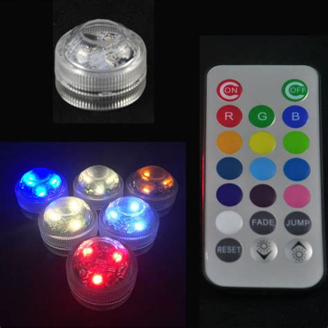 Submersible Led Lights For Vases by Aliexpress Buy Brand New Submersible Led Vase Light