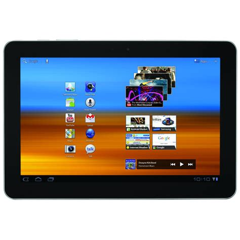 Samsung Galaxy Tab 1 10 Inch samsung galaxy 10 1 inch tablet with 16gb wi fi the tech journal