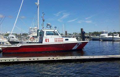 boats for sale south coast ma new bedford receives fire rescue boat at no cost new