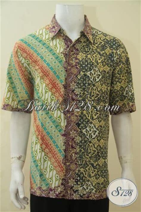 desain baju batik lengan pendek jual pakaian batik desain klasik modern baju kemeja batik