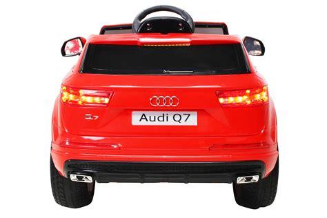 Kinder Akku Auto Audi Q7 by Kinder Elektroauto Audi Q7 Mod 2016 Suv Kinderauto