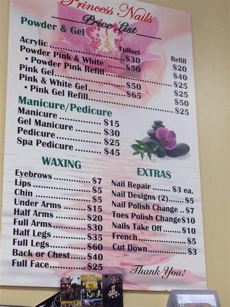 Nail Prices Near Me