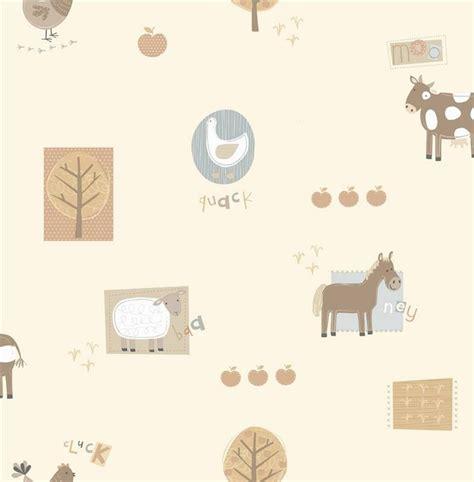 nursery decor wallpaper animal wallpaper for nursery wallpapersafari
