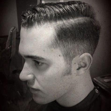 short hair and sideburns slick hair and long sideburns look good sideburns