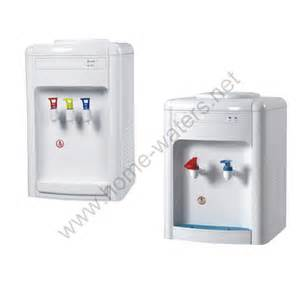 three taps countertop water dispensers cold room water