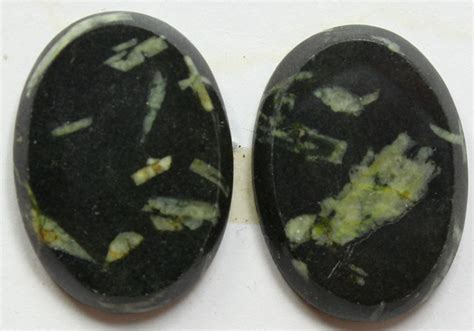 36 70 cts feather agate pair of stones