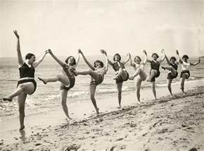 am i to at sixty to a beachy look hairstyle on the bournemouth c 1925 vintage everyday