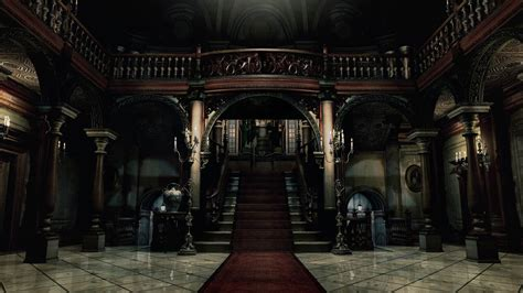resident evil hd remaster review dawn   dead polygon