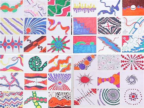 pattern element of art creative principles elements and principles of art