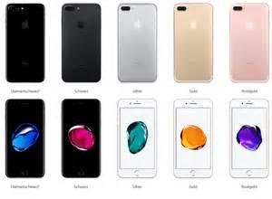 which iphone color should i get iphone 7 und iphone plus vorgestellt alle specs und