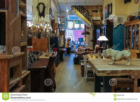 Shops To Sell Handmade Items - interior of furniture and wooden handmade products shop