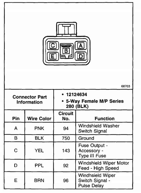 s10 wiper motor wiring diagram 28 images novice need