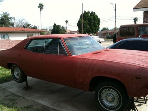 1969 Chevelle 4 Door For Sale by Purchase Used 1969 Chevelle Malibu 4 Door In San