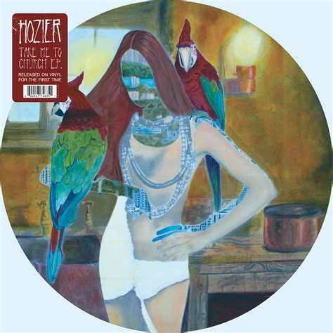 hozier vinyl lp take me to church ep record store day hozier