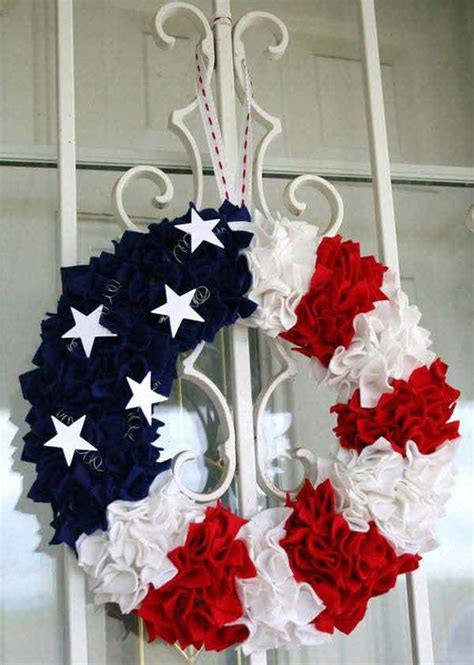 4th Of July Home Decorations 45 Decorations Ideas Bringing The 4th Of July Spirit Into Your Home Amazing Diy Interior