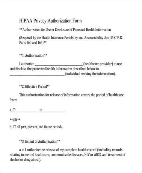 sle hipaa compliant release form 8 exles in word pdf
