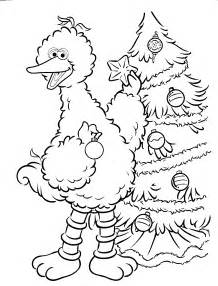 printable sesame street coloring pages coloring