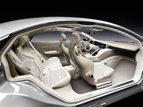 future cars inside 2010 mercedes benz f800 style concept conceptcarz com