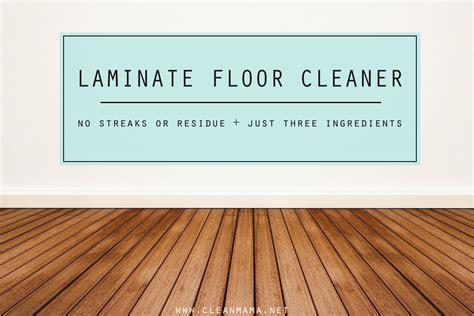diy laminate floor cleaner clean