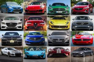 new car 2018 2018 new cars the ultimate buyer s guide motor trend