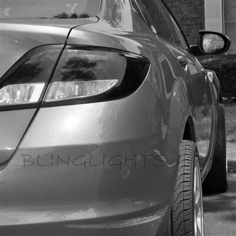 2009 2010 2011 2012 Mazda6 Smoked Tail Light Covers