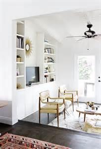 Living Room Built Ins Diy Sherman Samuel House Update Diy Built In Shelving