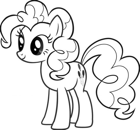 Free Printable My Little Pony Coloring Pages For Kids I My Coloring Pages
