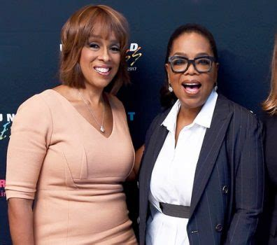 Gayle King Says Oprah Never Uses The N Word by Oprah Was Just Kidding About A Presidential Run Says Best
