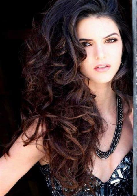 hairstyles for long voluminous hair long curly hairstyles 2016