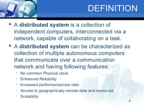 define systemize distributed parallel system