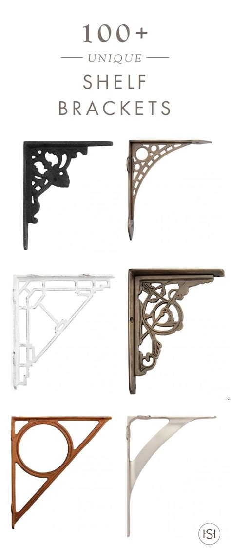 Decorative Shelving Brackets For Wall Shelving 17 Best Ideas About Shelving Brackets On Open