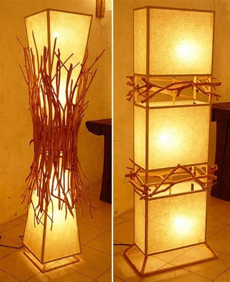 artistic lighting wood base eco friendly wall lighting design by l art