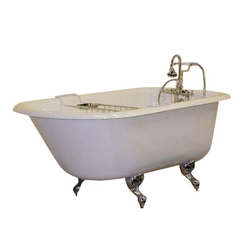 Bathtub Supplies by Cambridge Plumbing Rr55 Clawfoot Soaking Bathtub Atg Stores