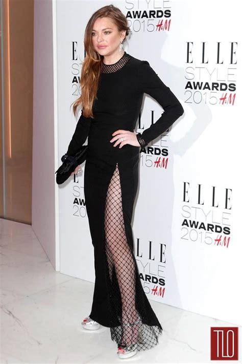 Style Lindsay Lohan Fabsugar Want Need 6 by Lindsay Lohan At The 2015 Style Awards Tom Lorenzo