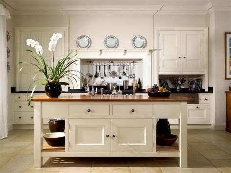 interior free standing kitchen islands with