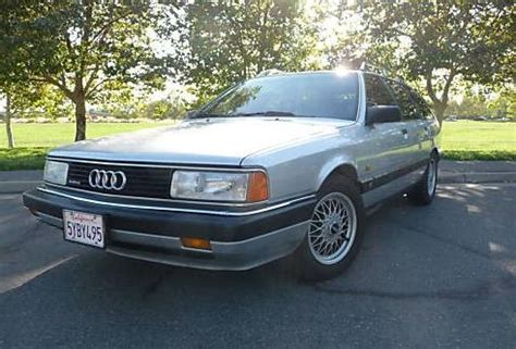 how to work on cars 1991 audi 200 electronic toll collection just a car geek 1991 audi 200 20v turbo quattro avant