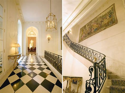 Interior Designer Nyc the cartier mansion shines again with the help of andre
