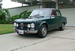 Alfa Romeo Classics For Sale 1970 Alfa Romeo Giulia 1600 Classic Italian Cars