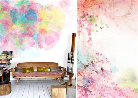 Artsy Bedroom Ideas paint effects on walls without effort and without paint