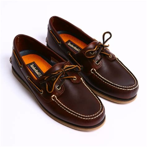 timberland two eye boat shoes ll bean signature blucher mocs fall winter wear only