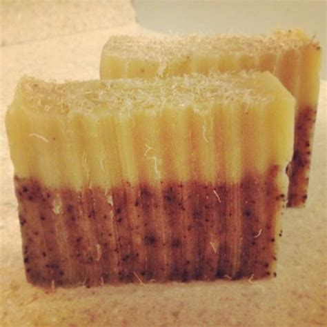 Handmade Lye Soap - winter updates and a new year forever grit