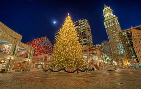 boston s best holiday events the rock at boston college