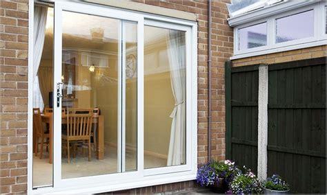 upvc patio doors angled frames liniar patio doors