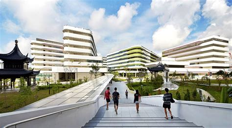 architect and design singapore university of technology design by unstudio